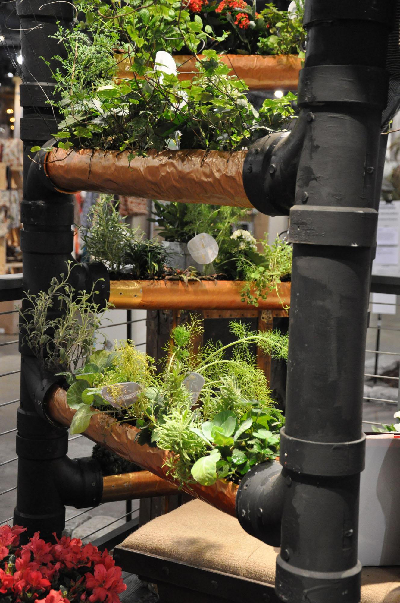 Potager balcon terrasse legumes bio en ville