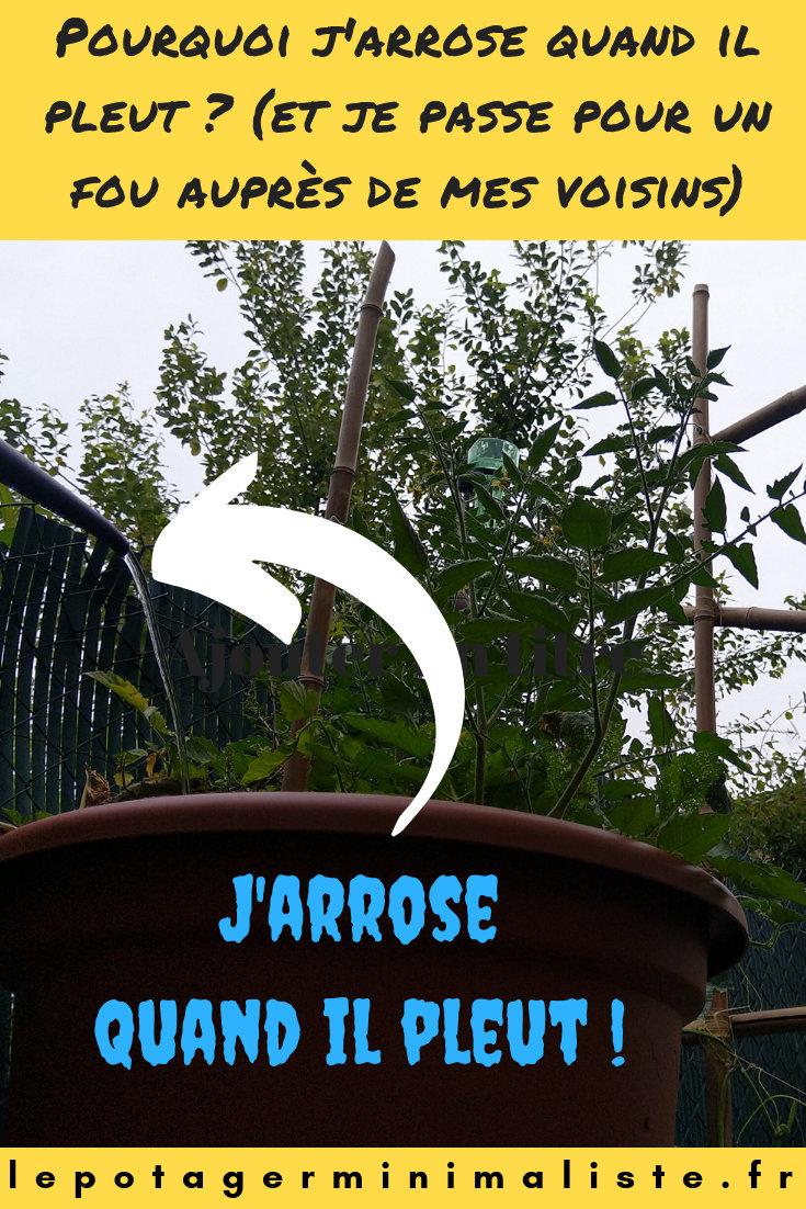 arroser-pluie-pot-fleurs-permaculture-pinterest