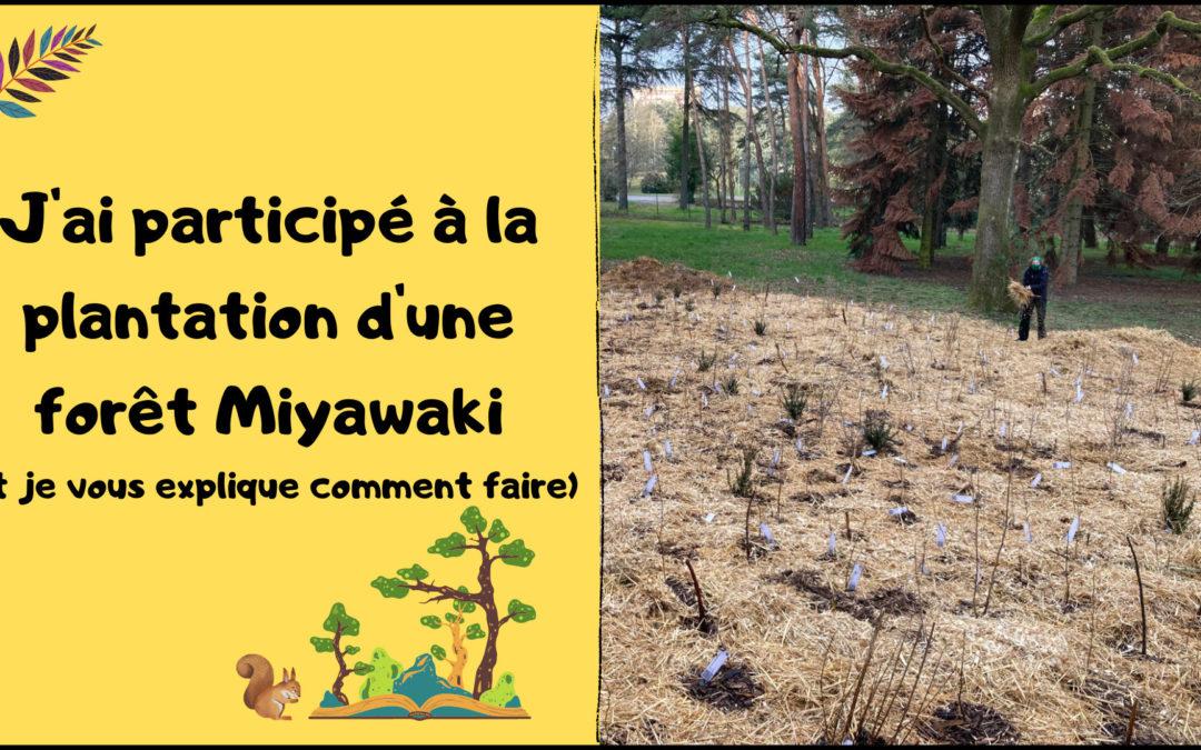 J'ai participé à la plantation d'une forêt Miyawaki à Lyon (et je vous explique comment on a fait)